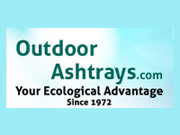 Outdoor Ashtrays